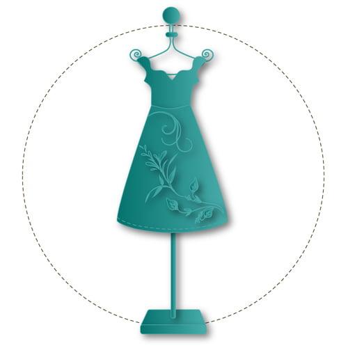 Werkwijze Any Dress