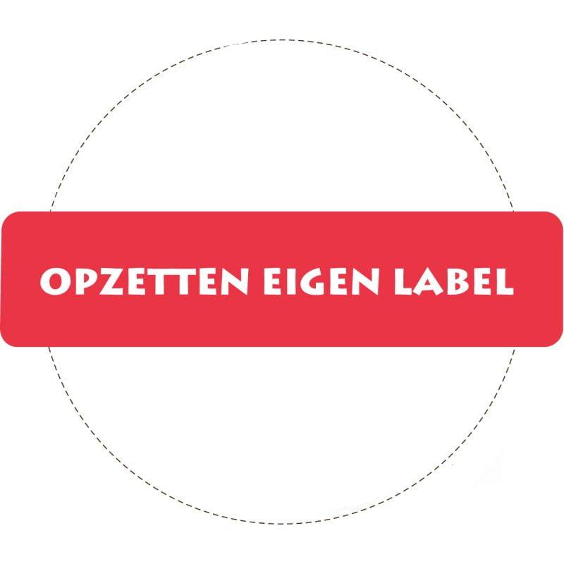 Blog opzetten eigen label