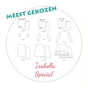 Naaipatroon Isabella Special