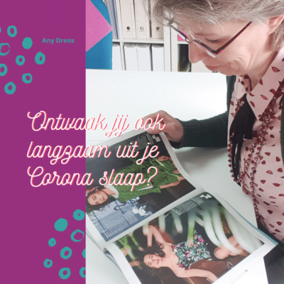Blog Ontwaken uit coronaslaap